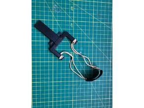 Foldable pocket mini slingshot