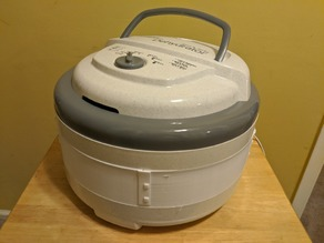 Nesco Dehydrator to FIlament Dryer