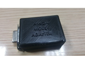 Amiga Mouse Adapter (edu's version)
