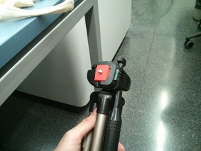 Tripod camera mount