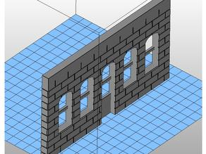 backgroundhouse in 1-32 scale