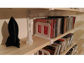Shelf separator / Book stand
