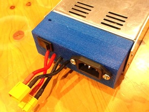 Ultimate Power Supply Terminal Cover rev2