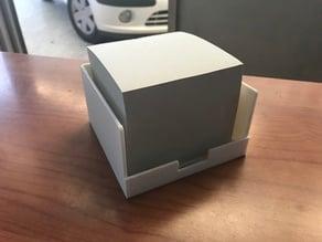 Paper Box (Cajón para tacos de papel)