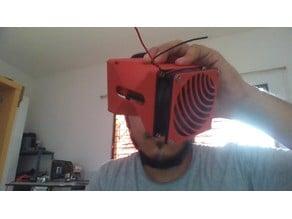 Airbender Raspberry Pi case