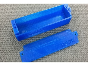 Receiver Battery Tray for Mugen MBX7R
