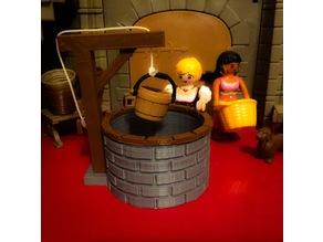 Playmobil Water Well