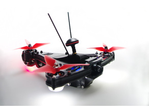 Stingray - Tricopter