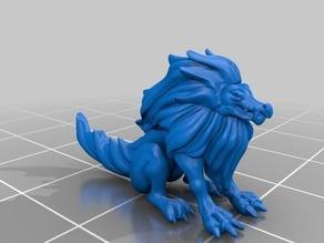 Alphyn monster