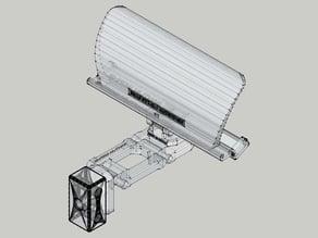 Ciclop LED 150mm Reflector