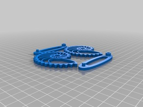 Nautilus Gears Single Print