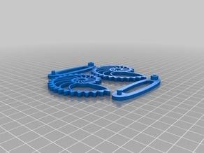 Nautilus Gears Single Print