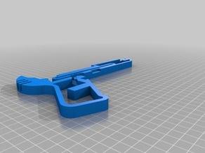 Krennic's Blaster (DT-29) Frame: Left Side