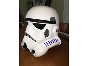 Storm Trooper Full Size helmet in two pieces