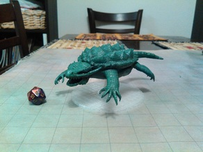 Dragon Turtle