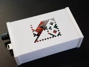 Collar for GoTek USB Floppy Emulator External Mini Caddy
