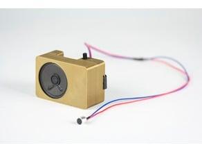Enclosure for the voice changer minikit