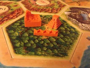 Settlers of Catan Empires - Incan Empire
