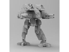 Mechwarrior 4 Hellhound