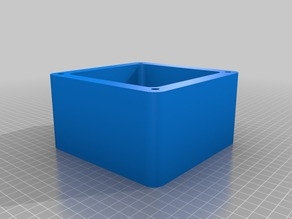 Reusable 3D Printed Silicone Mold Generator
