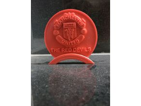 Manchester United Table Stand