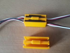 Servo Extension Double Safety Lock