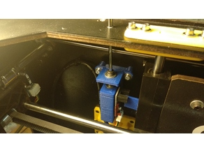 CTC Bizer optical Z-axis endstop