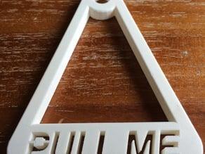 Pull Me chain handle