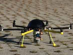 foldable hexacopter