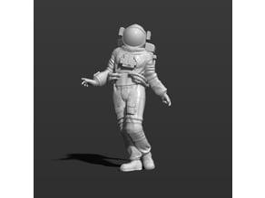 Drunk astronaut