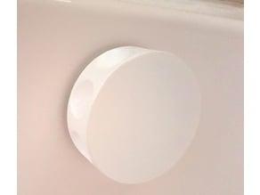 Knob for bathtub