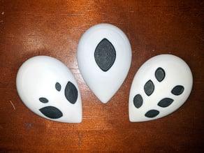 Hollow Knight Dreamer Masks