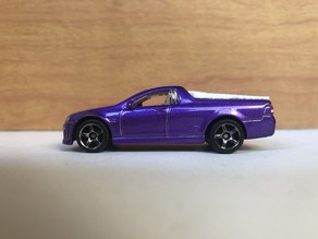 Matchbox Holden Maloo Bed Cover