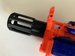 NERF Mündungsfeuerdämpfer (Flash-Hider)