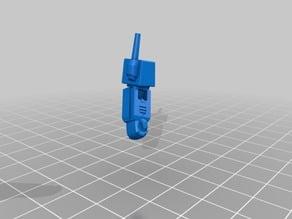 optimus prime keychain split for printable