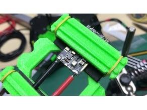 X Class, Utilaje para soldar cables al ESC