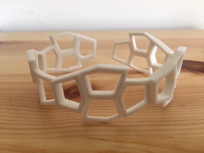 Reinhardt Pentagon Thermoform Bracelet