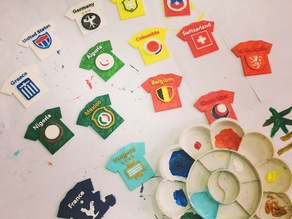 World cup 2014 team uniforms