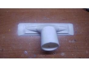 18cm vacuum cleaner nozzle, 35mm pipe diameter