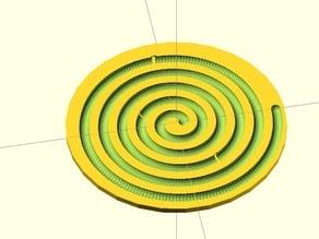 Spiral Gun