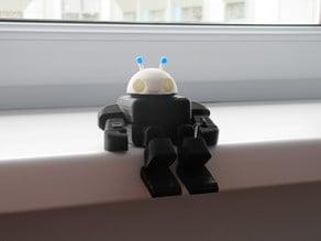 Robot: 3D Magic Makers