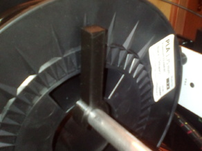 Filament Spool Clamp