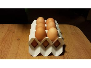 Multi-level Egg Holder
