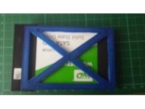 Adapter SSD Ausgleich  im Laptopschacht 3mm