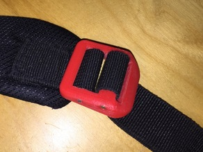 Strap lock for bags