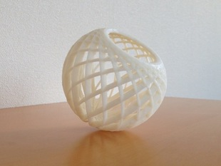 Globular Lattice Basket