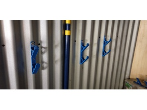 Generic Dual Hooks (garage, etc)