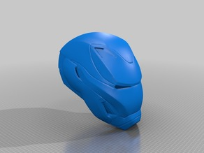 Iron Man Helmet Mk 50