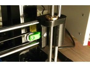 Tronxy p802m x axis belt tensioner