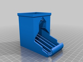 Improved version of the Expendable Battery Dispenser Fixed Stl